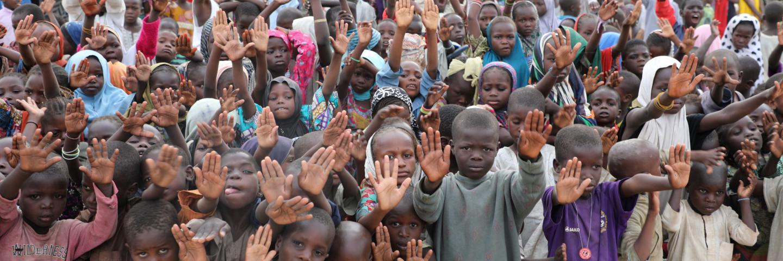 Stop the War On Children Campaign Maiduguri IDP