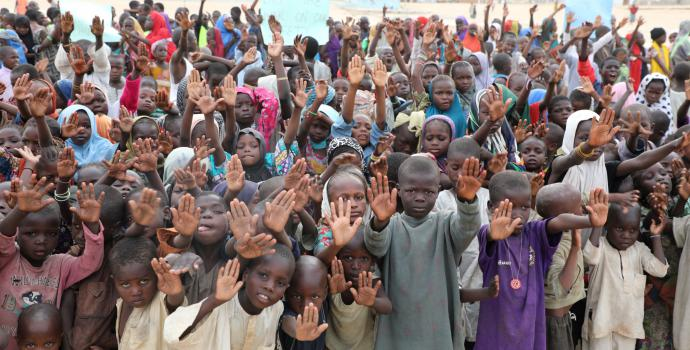Stop the War On Children Campaign Maiduguri IDP