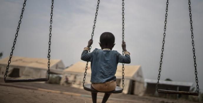 We must ensure child survivors of abuse get justice. Frederik Lerneryd / Save the Children