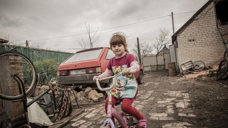 EASTERN UKRAINE : Europe's Forgotten Conflict